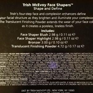 Trish McEvoy Makeup - Trish McEvoy face shaper gold